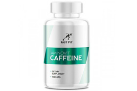 Just Fit  Aminovit Caffeine 100 капс