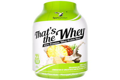 SD Thats The Whey 2270 гр SD Thats The Whey 2270 гр