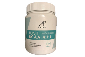 Just Fit BCAA 4:1:1 120 таб