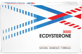 Fitness Formula Ecdysterone 3000 100 мг 30 кап