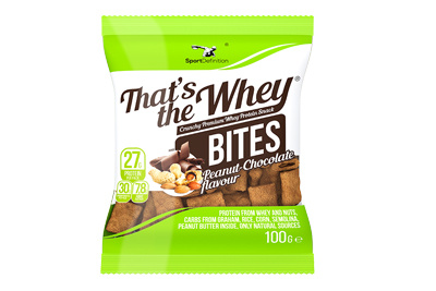 SD Thats The Whey Bites 100 гр SD Thats The Whey Bites 100 гр