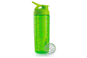 Blender Bottle Шейкер SportMixer Sleek 828 мл