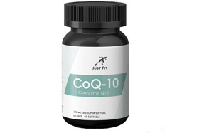 Just Fit Coenzyme Q10 30 кап