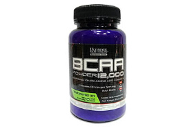 Ultimate Nutrition BCAA 12000 7,6 гр
