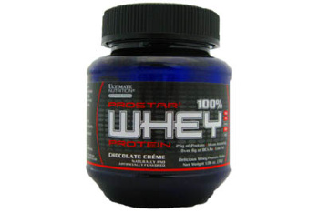 Ultimate Nutrition  100 % Prostar Whey 27 гр