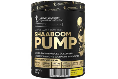 Kevin Levrone Shaaboom Pump 385 гр Kevin Levrone Shaaboom Pump 385 гр