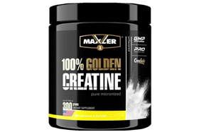 Maxler 100% Golden Micronized Creatine 300 гр