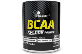 Olimp BCAA 4:1:1 Xplode Powder 200 гр (груша)