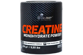 Olimp Creatine Monohydrate Powder 250 гр