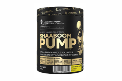 Kevin Levrone Shaaboom Pump 450 гр Kevin Levrone Shaaboom Pump 450 гр