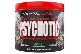 Insane Labz Psychotic 247 гр