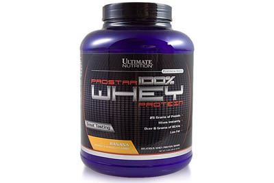 Ultimate Nutrition  100 % Prostar Whey 2270 гр Ultimate Nutrition  100 % Prostar Whey 2270 гр