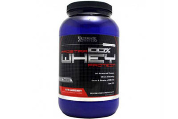 Ultimate Nutrition 100% Whey Prostar 907 гр