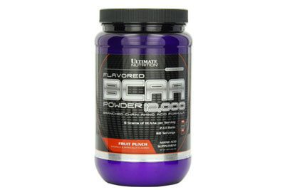 Ultimate Nutrition BCAA 12000 457 гр Ultimate Nutrition BCAA 12000 400 гр