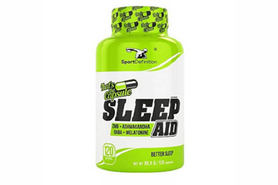 SD Sleep Aid 120 кап SD Sleep Aid 120 кап