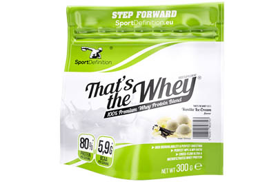 SD Thats The Whey 300 гр SD Thats The Whey 300 гр