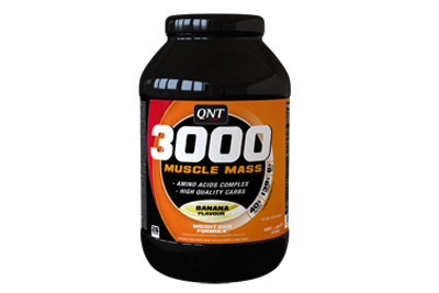 QNT 3000 Muscle Mass 1300 гр QNT 3000 Muscle Mass 1300 гр