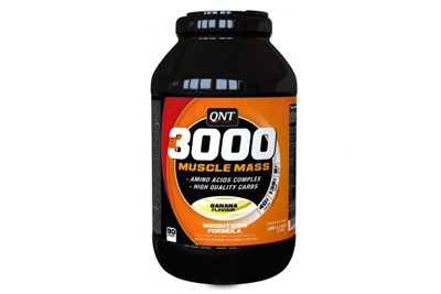 QNT 3000 Muscle Mass 4500 гр QNT 3000 Muscle Mass 4500 гр