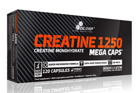 Olimp Creatine Mega Caps 120 кап