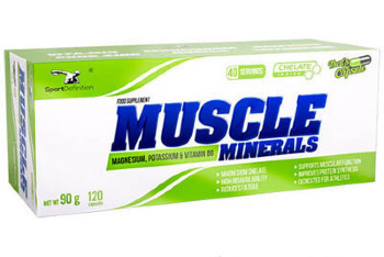 SD Muscle Minerals 120 кап