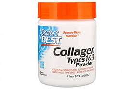 Doctors Best Best Collagen,Types 1 & 3 200 гр