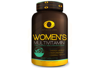 Infinite Labs Womens Multivitamin 120 таб