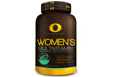 Infinite Labs Womens Multivitamin 120 таб Infinite Labs Womens Multivitamin 120 таб