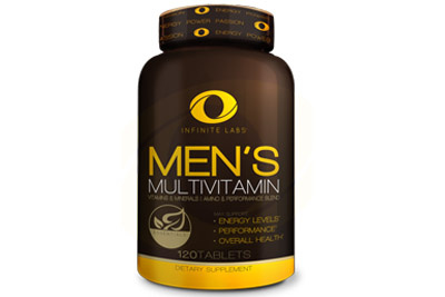 Infinite Labs Mens Multivitamin 120 таб Infinite Labs Mens Multivitamin 120 таб