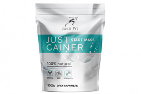 Just Fit Gainer Start Mass 3000 гр