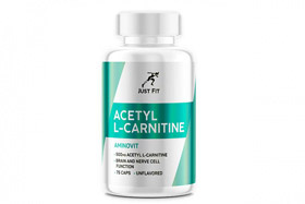 Just Fit Acetyl L-Carnitine 75 кап