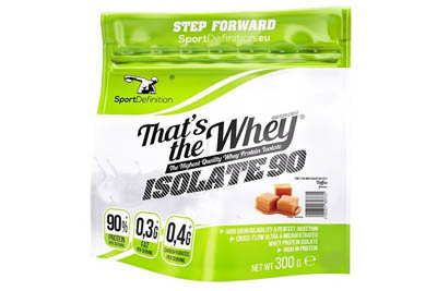 SD Thats The Whey Isolate 300 гр SD Thats The Whey Isolate 300 гр