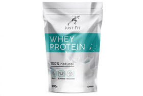 Just Fit 100% Natural Whey Protein 900 гр