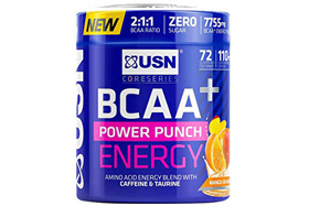USN BCAA+ Power Punch Energy 400 гр